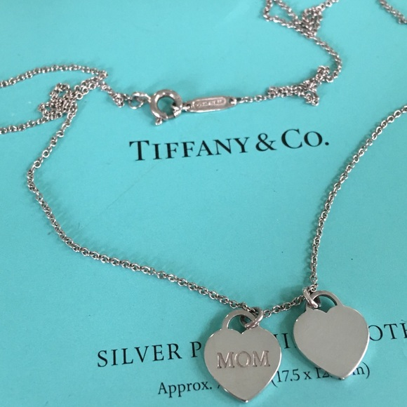 116d11a6d Tiffany & Co. Jewelry | Tiffany Mom Necklace | Poshmark